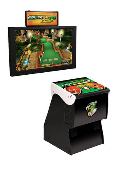 Power Putt Arcade