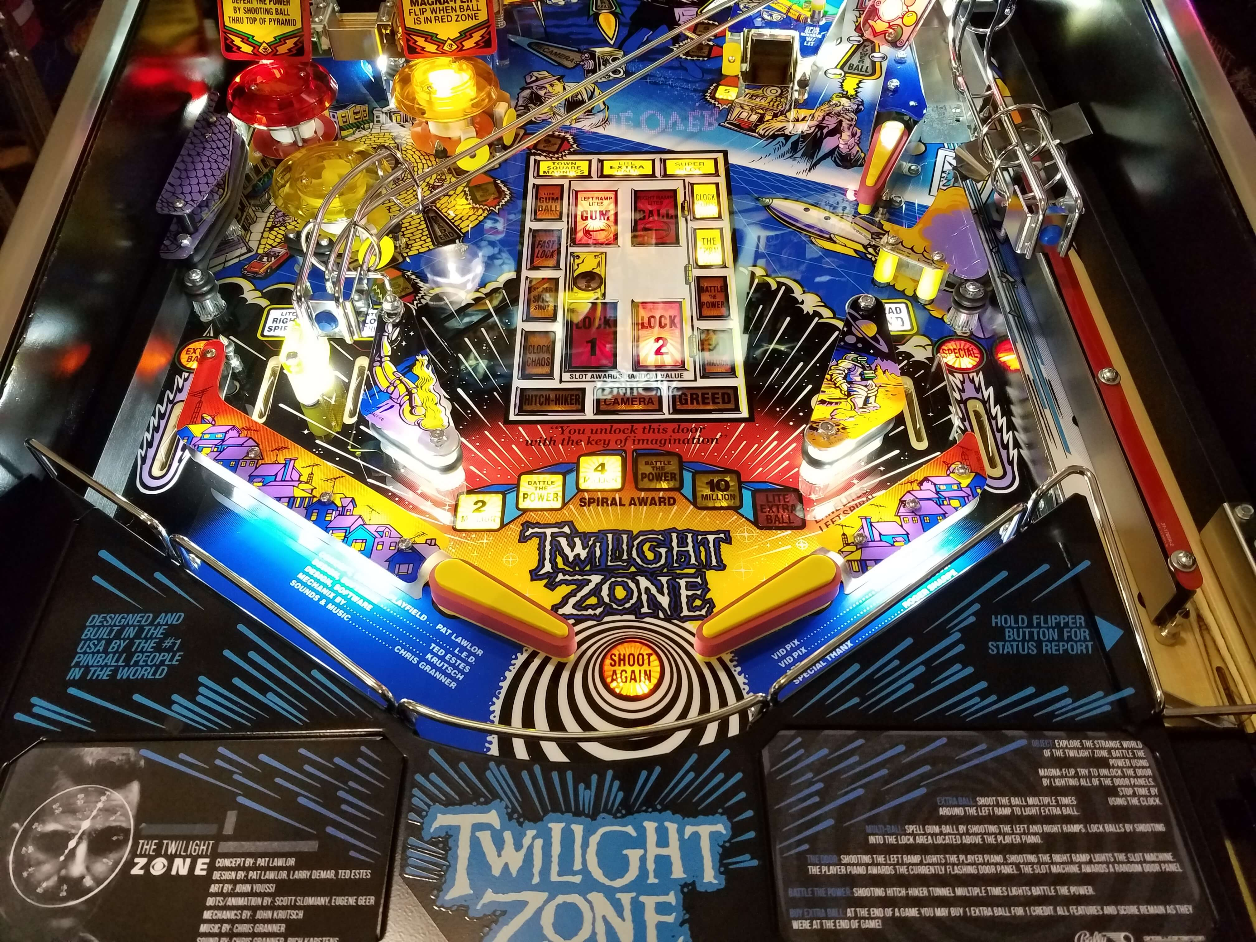 Twilight Zone by Bally (High End Restoration)
