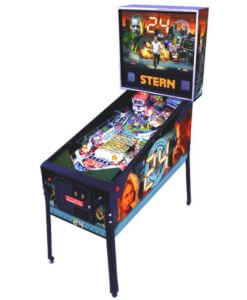 24 Pinball Machine