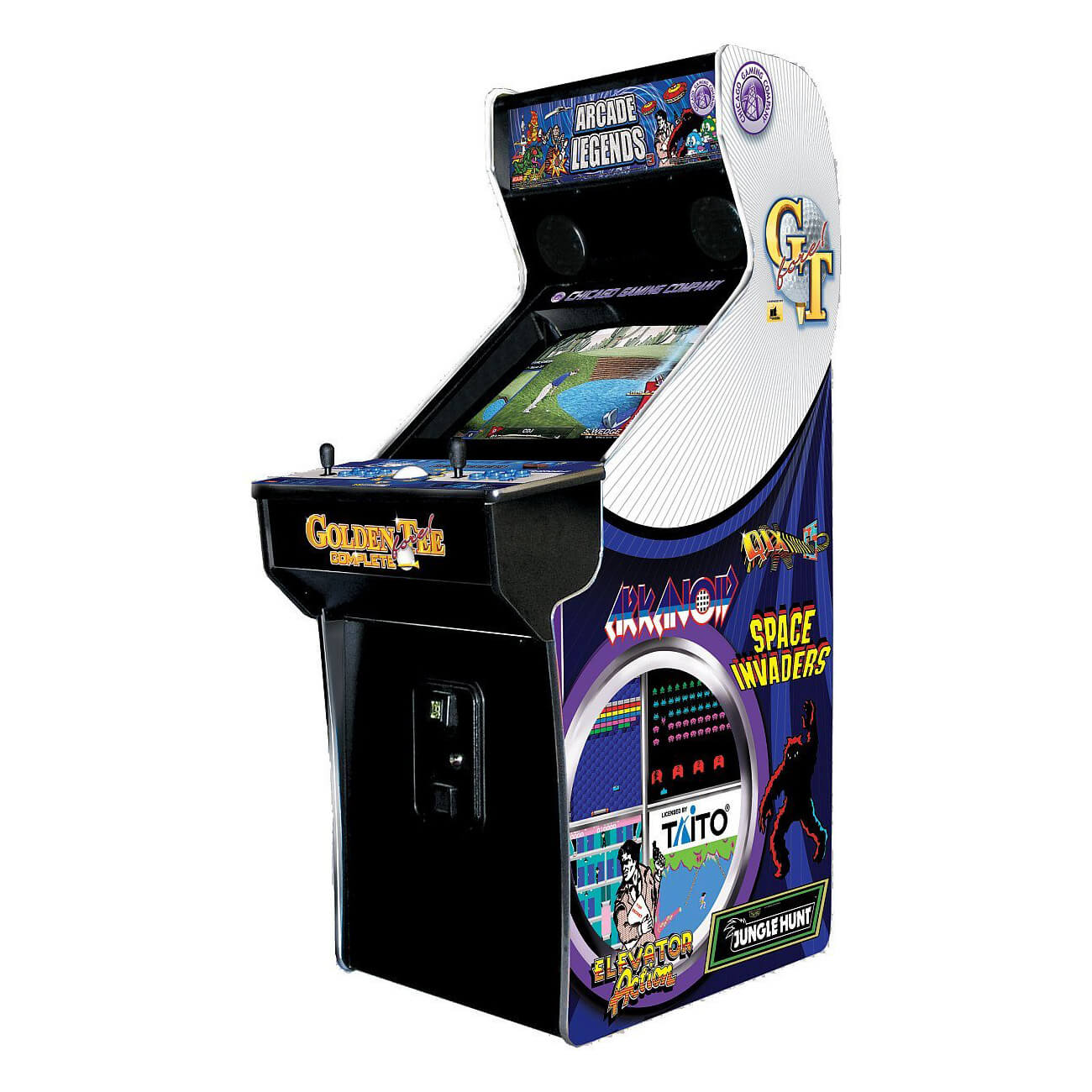 Buy Arcade Legends 3 With Over 100 Games For Only 2999