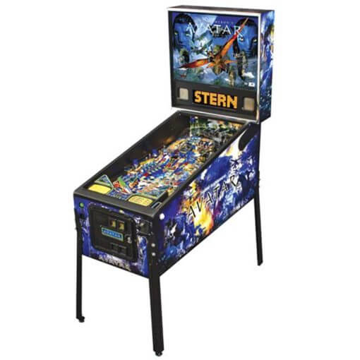 Avatar-Pinball-Machine