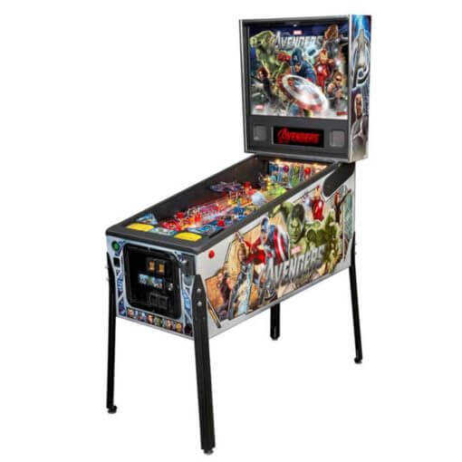 Avengers-Pinball-Machine
