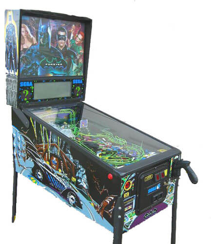 Batman-Forever-Pinball-Machine
