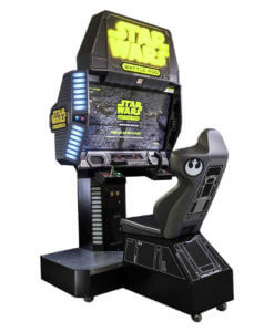 Star Wars Battle Pod Flatscreen