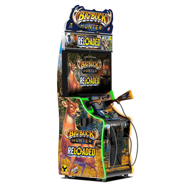 Buy Big Buck Hunter Reloaded With 42 Lcd Monitor Online At 5999