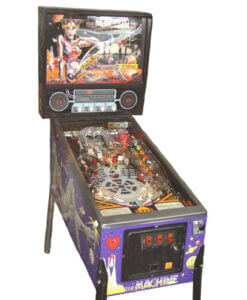 Bride of Pinbot Pinball Machine