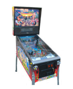Cactus Canyon Pinball Machine