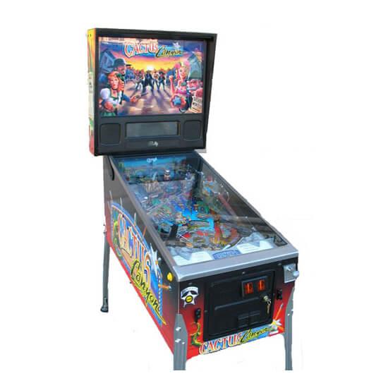 cactus pinball machine