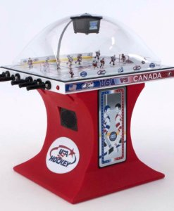 USA vs Canada Bubble Hockey