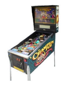 Champion Pub Pinball Machine
