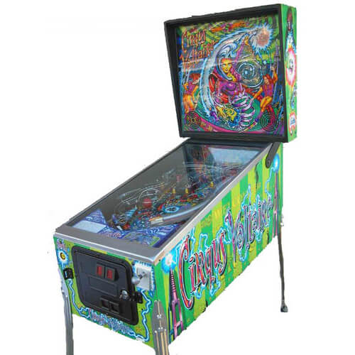 Cirqus-Voltaire-Pinball-Machine
