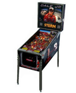 Dale-Jr-Pinball-Machine