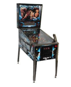 Demoliton Man Pinball Machine