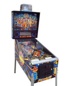 Doctor Who Pinball Machine