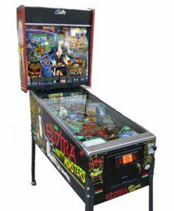 Elvira-Pinball-Machine