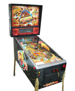 Flintstones-pinball-machine