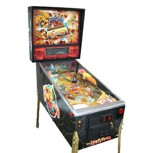 Flintstones-pinball-machine