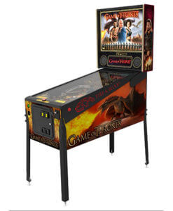 Game of Thrones LE Pinball Machine