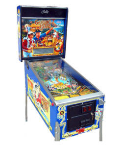 Gilligan's Island Pinball Machine
