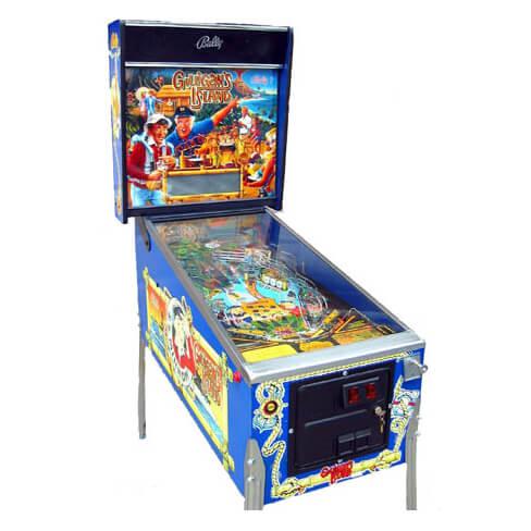 Gilligans-island-pinball-machine