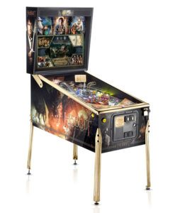 Hobbit Smaug Pinball Machine