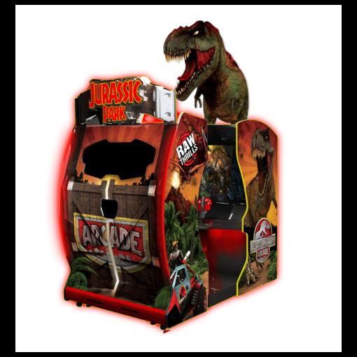 Jurassic-Park-Arcade