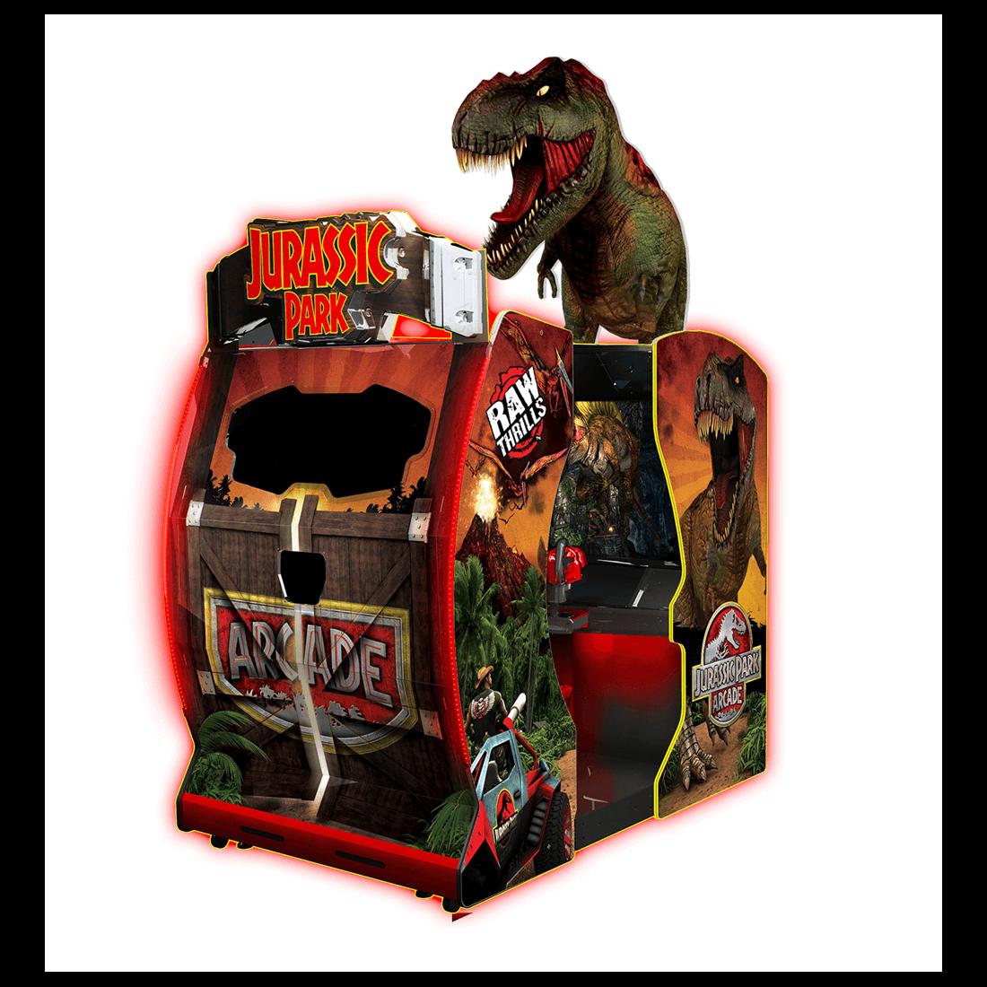 Buy Jurassic Park Arcade Online at $12999