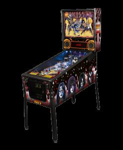 KISS Premium Pinball Machine