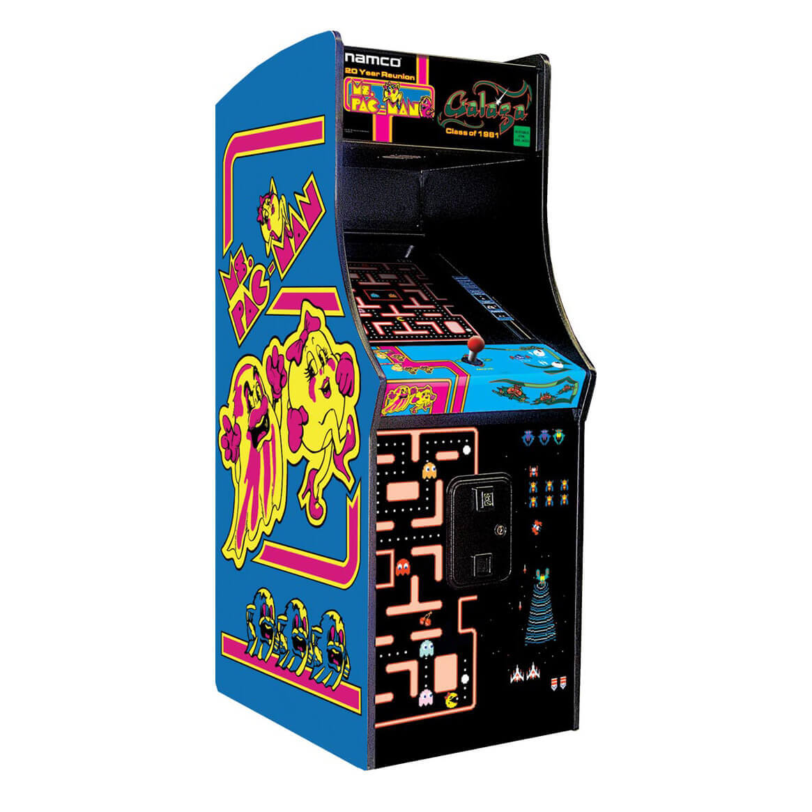 Ms Pacman Cabinet