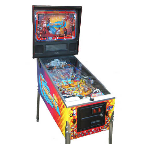 NBA-Fastbreak-Pinball-Machine