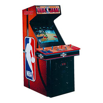 buy nba jam arcade game online at $3999