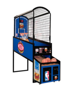 NBA Hoops Basketball Arcade