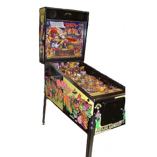 Party-Zone-Pinball-Machine
