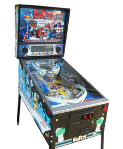 Popeye Pinball Machine