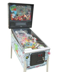 Scared Stiff Pinball Machine