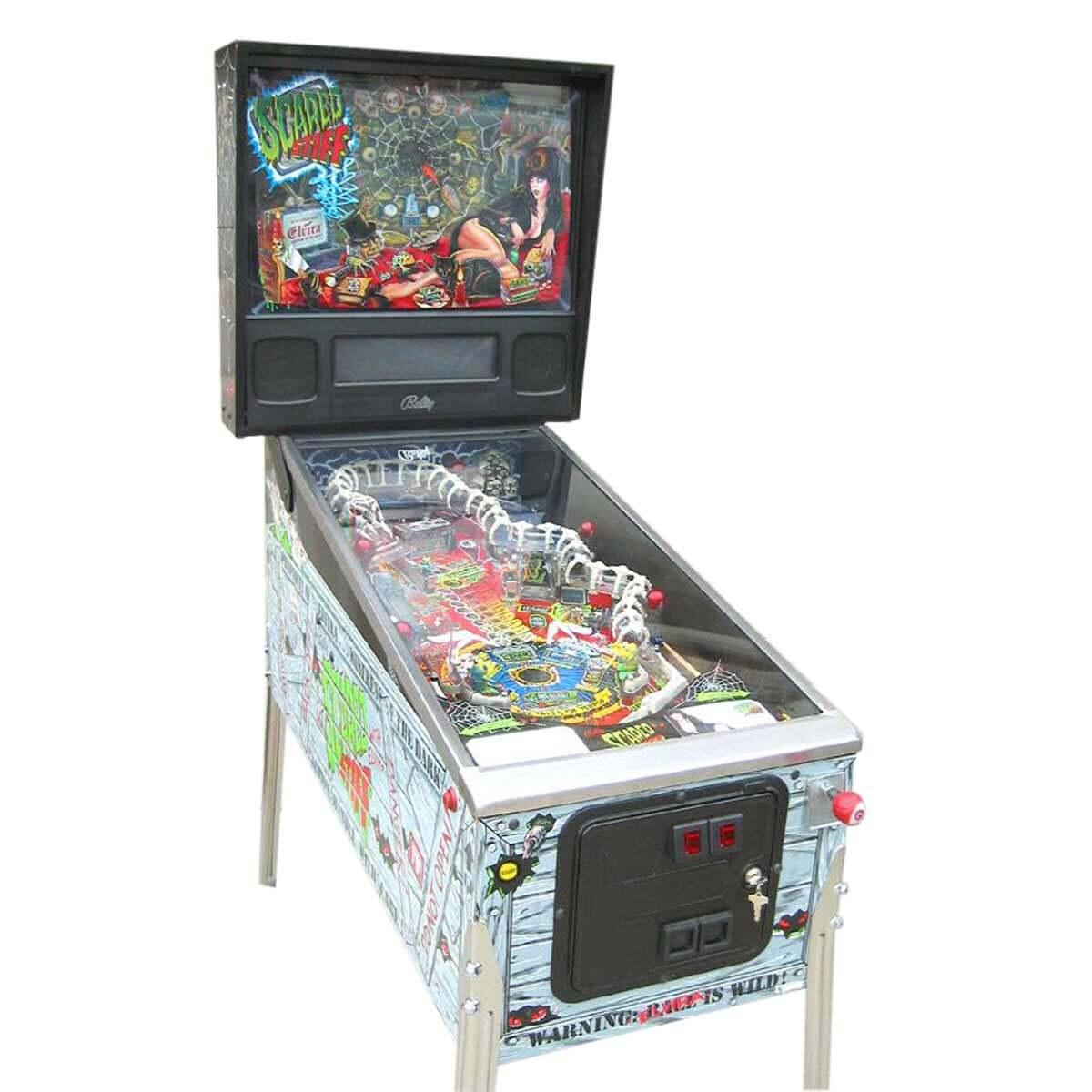 Buy Scared Stiff Pinball Machine By Bally Online At 8999