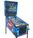 Star Wars DE Pinball Machine