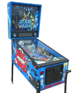 Star Wars DE Pinball Machine