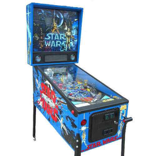 Star-Wars-DE-Pinball-Machine