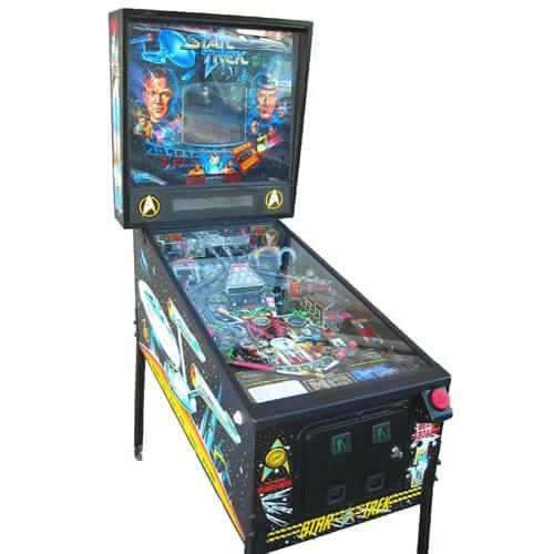 Star-trek-data-east-pinball-machine