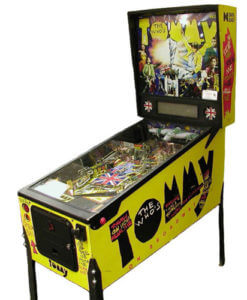 Tommy Pinball Machine