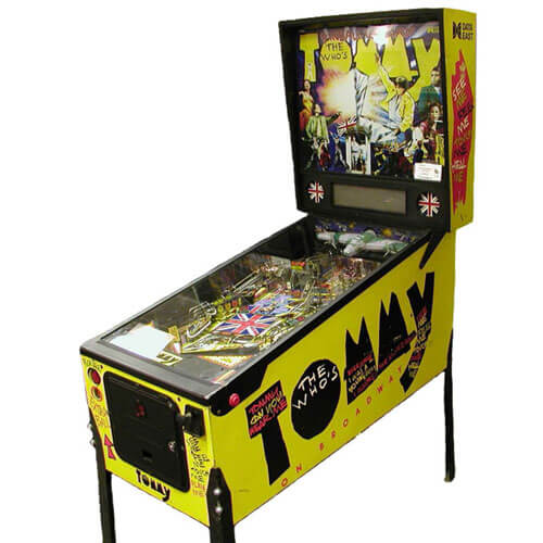 Tommy-Pinball-Machine