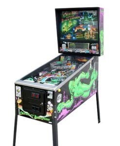 Creature of the Black Lagoon Pinball Machine