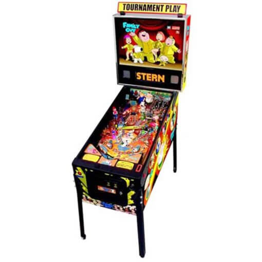 family-guy-pinball-machine