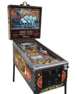 Fire Pinball Machine