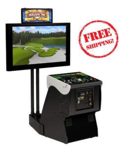Buy Golden Tee Arcade Machines - The Pinball Company