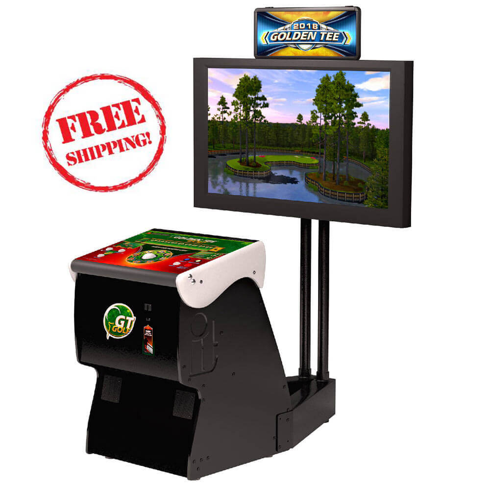 Buy Golden Tee 2018 Home Edition Online at $3799