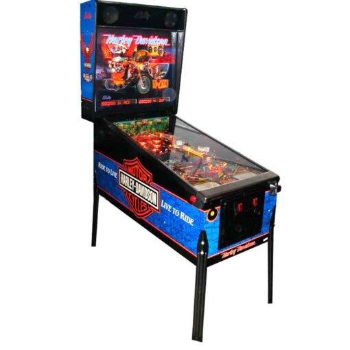 harley-bally-pinball-machine