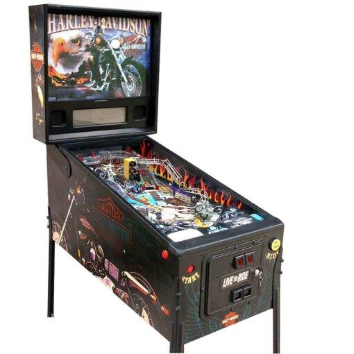 harley-sega-pinball-machine