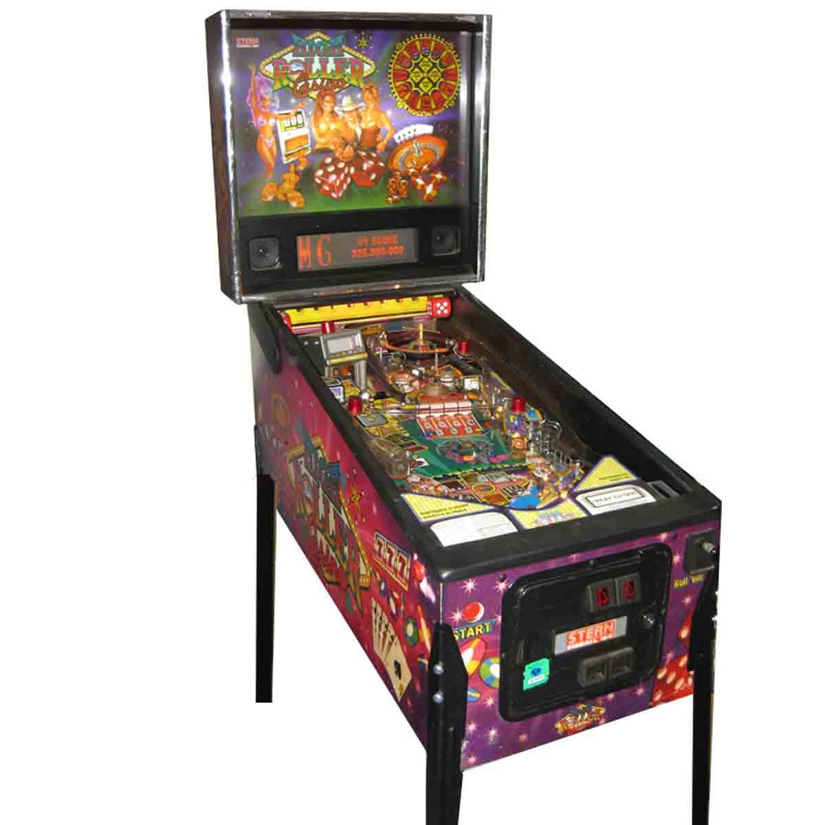 casino pinball machine